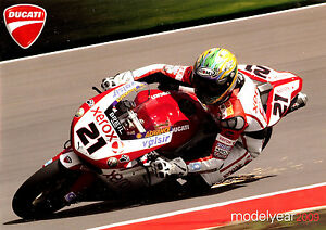 2009 DUCATI MOTORCYCLE BROCHURE -HYPERMOTARD-MONSTER-MULTISTRADA-SUPERBIKE