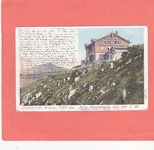 AK / Prinz Heinrichbaude - Riesengebirge bei Krummhübel / gel. 1900 !!! / farbig