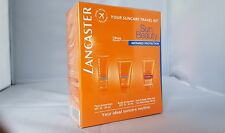Lancaster Sun Beauty Dare to Tan 3er SET Gesicht 30ml Körper 50ml AfterSun 50 ml