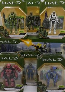 """Choose your Halo Infinite: Series 1 4"""" Action Figure! NEW!! ***FREE SHIPPING***"""