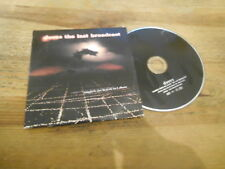 CD Pop Doves - The Last Broadcast : Snippets (1 Song/10min) Promo EMI CAPITOL cb