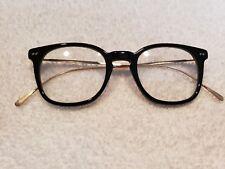 1e5eca2e698 Illesteva Eyeglass frames Hampton C8 Black Gold 45 19 140 New