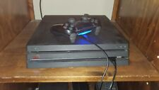 Ps4 pro 1tb console 7.02 with games