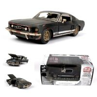 1/24 Maisto 1967 Ford Mustang GT Metal Alloy Diecast Model Car Kid Collection To