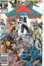 X Factor lot x 2 Issues 39 41 Uncanny X-Men Marvel Comics Very Fine