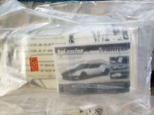 200mm 1/10 HPI 17502 DETOMASO PANTERA Unpainted Body 4Tec Lipo Nitro VTA JDM