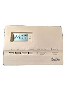RobertShaw 9600 Programmable Thermostat