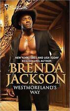 Westmoreland's Way (Harlequin Desire), Brenda Jackson, 037376975X, Book, Accepta