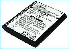 UK Battery for GE G100 GB-50 GB-50A 3.7V RoHS