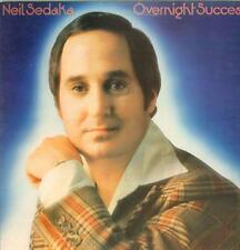 Neil Sedaka(Vinyl LP Gatefold)Overnight Success-Polydor-2442 131-UK-VG+/VG+
