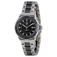 Tag Heuer Formula 1 Diamond Black Dial Steel Ladies Watch WAH1314.BA0867