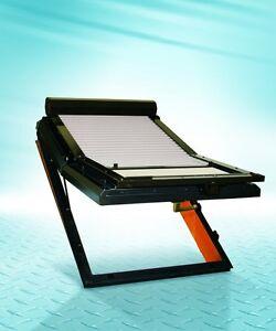 Dachfensterrollo Außenrolladen - für ROOF Gold / Velux - Group /VKR-Group /A
