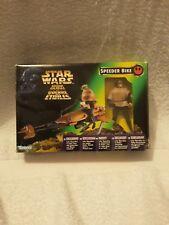 Kenner Star Wars POTF2 Luke Skywalker Speeder Bike Boxed Sealed