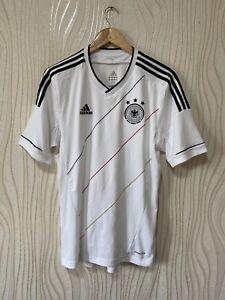 GERMANY 2012 2014 HOME FOOTBALL SHIRT SOCCER JERSEY ADIDAS X20626