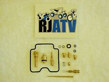 Yamaha Kodiak 400 YFM400A 2wd 2000-2004 CARBURETOR Carb Rebuild Kit Repair