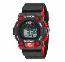 DOOKA Multifunction Sports Watch 668 (Red)