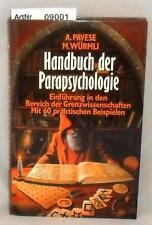 Pavese, Armando: Handbuch der Parapsychologie - Einführung in den Bereich der Gr