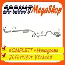 Auspuff Ford Mondeo III 3 2,0 DI TDCi Schrägheck Stufenheck 2000-2004 0299