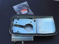 MOROSO ACURA INTEGRA HONDA CIVIC B-SERIES OIL PAN 20910 W/ OEM OIL PAN GASKET