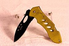 Frost SAR Tactical Folding Survival Knife Camo Handle FREE SHIPPING 1280 GG