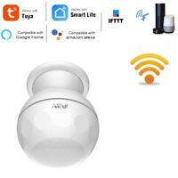 NAS-PD02W WIFI PIR Bewegungsmelder Tuya Smart Life App Alarmsystem für Inte B1Y7