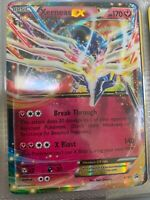 Xerneas EX NM Promo XY07 Pokemon TCG
