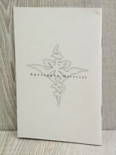 FATE / APOCRYPHA Material Art Illustration Book Booklet C86 Ltd