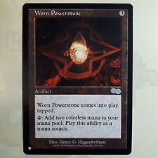 worn powerstone Mrm fr//vf lithoforce worn mtg magic c15