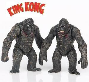 King Kong Mini Figure Set of 2 Toppers   33