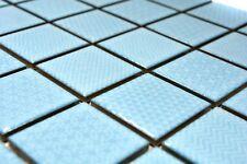 mosaïque carreau céramique bleu ciel Celadon Heritage Aqua 16-0402_b | 1 plaque