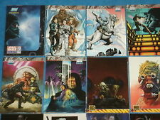 STAR WARS 'GALAXY Series 2' Complete Base Set Of 135 Trading Cards All Artwork!