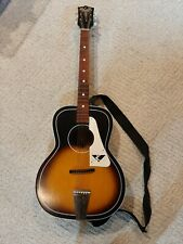 Vintage 50's/60's Kay/Truetone Acoustic Guitar, Great Condition w/ extra strings