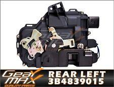New Rear Left Door Lock Mechanism Actuator VW Bora Golf MK4 Passat - 3B4839015