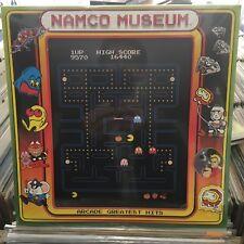 NAMCO MUSEUM - ARCADE GREATEST HITS - VINYL LP (RARISSIMO)