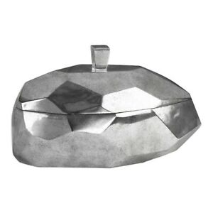 Uttermost Minta Silver Box - 18719