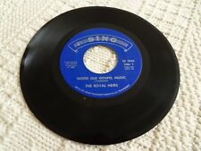 THE ROYAL HEIRS  GOOD OLE GOSPEL MUSIC/ALLELUJAH  SING 2342