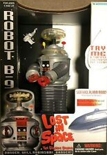 Vintage Lost In Space B-9 Robot Action Figure 1997 Trendmasters In Box New Rare