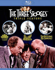 Three Stooges Collection - Volume Two - Triple Feature - Blu-ray (The Three Stoo