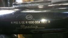 L&W Endtopf GSR 1000 GSXR 1100