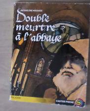 double meurtre à l abbaye
