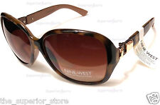 Fashion Nine West Womens Elegant Sunglasses Model EW1113 S06717RNJ201LTS Brown