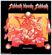 BLACK SABBATH Sabbath Bloody Sabbath EIGHT TRACK IMPORT from ENGLAND SEALED CD