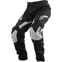 NEW ONE INDUSTRIES CARBON YOUTH   ATV  MX BMX RACING PANTS  PANT BLACK size 18