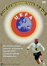 Golden Moments Of The UEFA Champions League (DVD, 2006) New Sealed Free Shipping