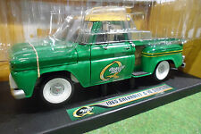CHEVROLET C-10 STEPSIDE Pick Up 1965 Quaker State 1/18 GREENLIGHT 12874 voiture