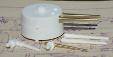 USS Olympia Brass Gun Barrels Superset for Revell 1/232 Kit