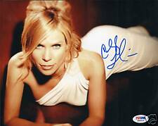 Cheryl Hines Signed Curb Your Enthusiasm 8x10 Photo PSA/DNA COA Auto Picture RV