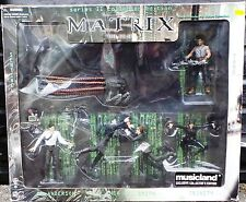 THE MATRIX : SERIES II COLLECTOR EDITION ACTION FIGURE SET  BY N2 TOYS IN 2000