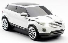 Click Car Range Rover Evoque Wireless Optical Mouse (White)