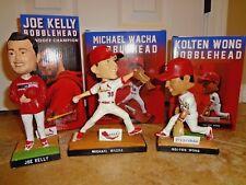 STL Cardinals Springfield Bobblehead Joe Kelly Michael Wacha Kolten Wong SGA '14
